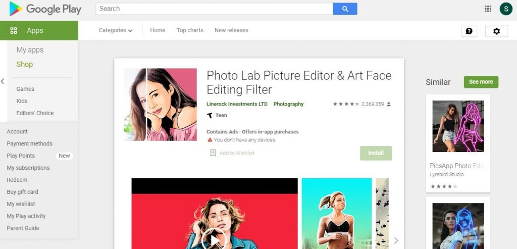 best apps for editing pictures